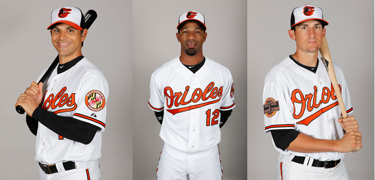 The void at second base may not be solved in Spring Training for the Orioles. (Photo courtesy of J. Meric/Getty Images North America)